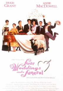 Four Weddings And A Funeral 1994 film