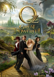 Oz the Great and Powerful 2013 film