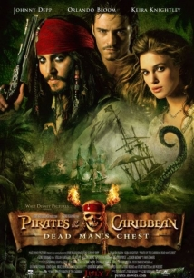 Pirates of the Caribbean: Dead Man's Chest 2006 film