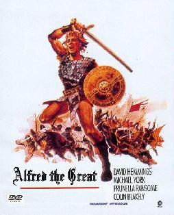 Alfred the Great film afişi