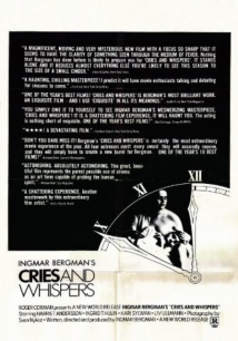 Viskningar och rop 1972 film
