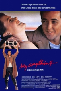Say Anything... 1989 film
