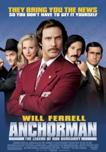 Anchorman: The Legend Of Ron Burgundy 2004 film