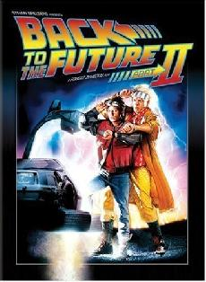 Back To The Future Part II 1989 film
