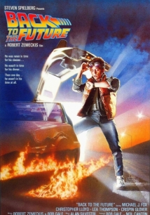 Back To The Future 1985 film