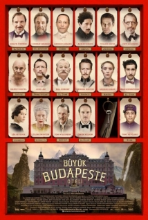 The Grand Budapest Hotel 2014 film
