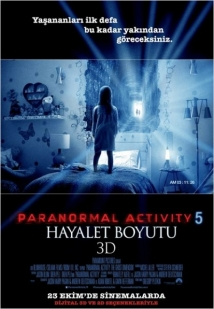 Paranormal Activity: The Ghost Dimension (2015)