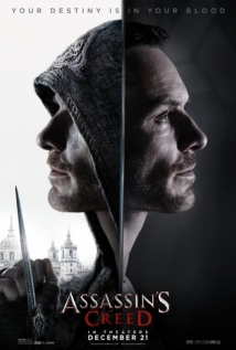 Assassin's Creed film afişi