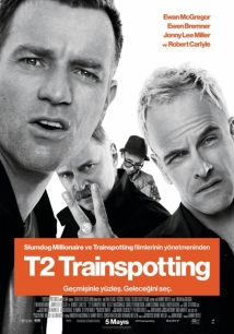T2 Trainspotting film afişi