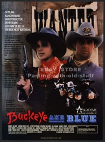 Buckeye And Blue film afişi
