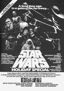 The Star Wars Holiday Special film afişi