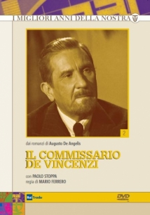 Il Commissario De Vincenzi 2 film afişi