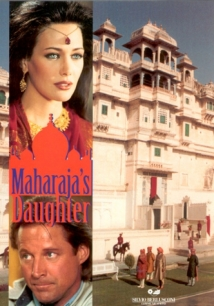 The Maharaja's Daughter film afişi