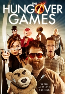 The Hungover Games film afişi
