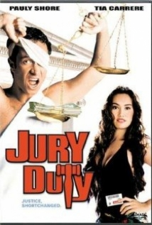 Jury Duty film afişi