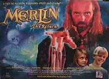 Merlin: The Return film afişi