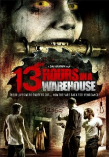 13 Hours In A Warehouse film afişi