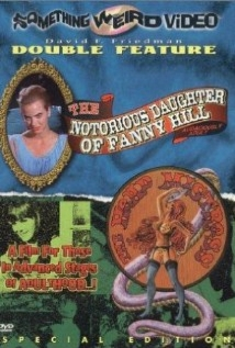 The Notorious Daughter Of Fanny Hill film afişi