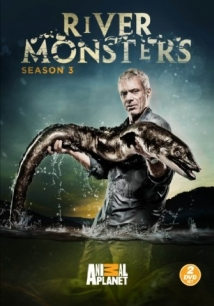 River Monsters film afişi