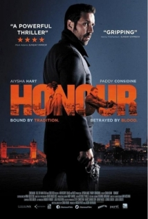 Honour film afişi