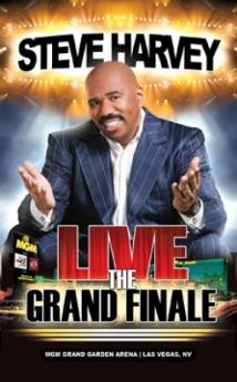 Steve Harvey film afişi