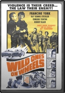 Wild Ones On Wheels film afişi