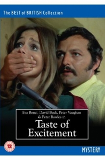 Taste Of Excitement film afişi