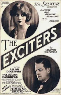 The Exciters film afişi