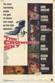 The Crowded Sky film afişi