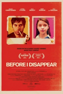 Before I Disappear film afişi