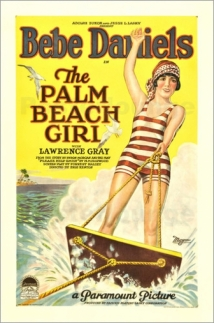 The Palm Beach Girl film afişi