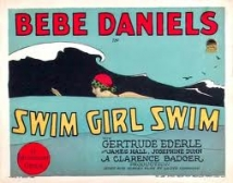 Swim Girl, Swim film afişi