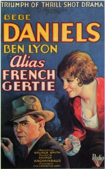 Alias French Gertie film afişi