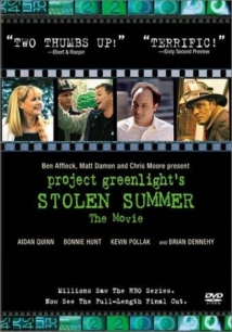 Stolen Summer film afişi