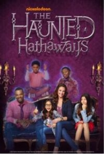 The Haunted Hathaways film afişi