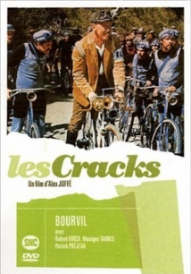 Les Cracks film afişi