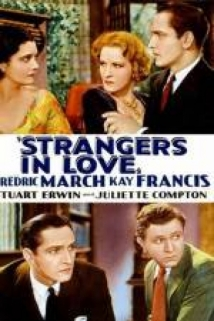 Strangers In Love film afişi