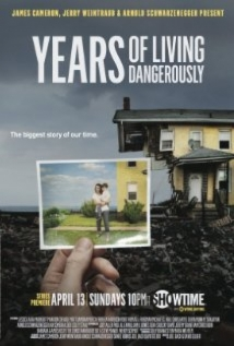 Years Of Living Dangerously film afişi
