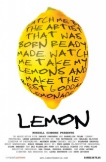 Lemon film afişi