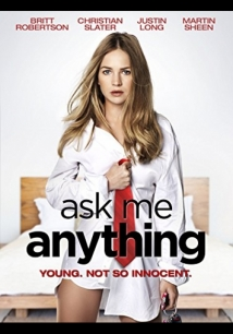 Ask Me Anything film afişi