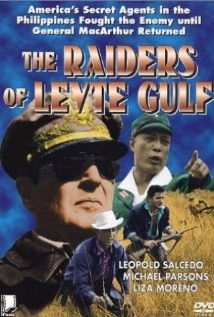 The Raiders Of Leyte Gulf film afişi