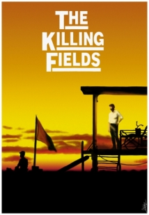 The Killing Field film afişi