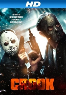 Crook film afişi