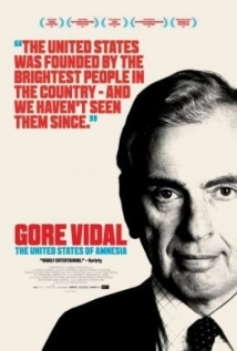 Gore Vidal: The United States Of Amnesia film afişi