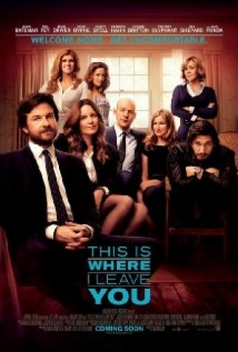 This Is Where I Leave You film afişi