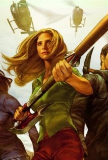 Buffy The Vampire Slayer: Season 8 Motion Comic film afişi
