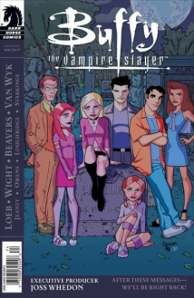Buffy the Vampire Slayer: The Animated Series film afişi
