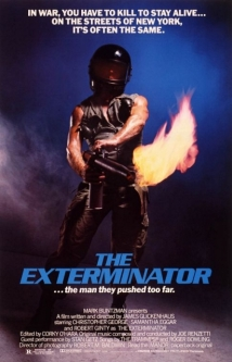 The Exterminator film afişi