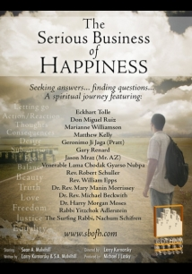 Living Luminaries: On The Serious Business Of Happiness film afişi