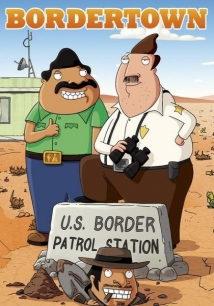 Bordertown film afişi